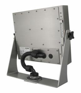 Configurazione di canalina sigillata per staffa a forcella e piedistallo di Hope Industrial