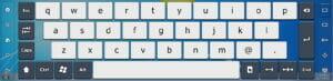 Touch-It Virtual Keyboard di Chessware