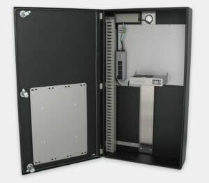 Enclosure industriali per PC commerciali / industriali con kit di raffreddamento interno