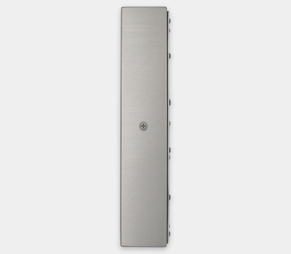 """Monitor industriali da 17"""" per montaggio universale e touchscreen rugged IP65/IP66, veduta laterale"""